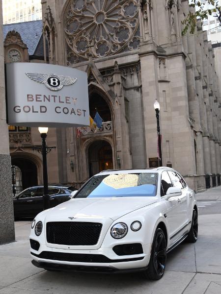 Bentley Gold Coast >> Bugatti Gold Coast 2018 Bentley Bentayga Black Edition
