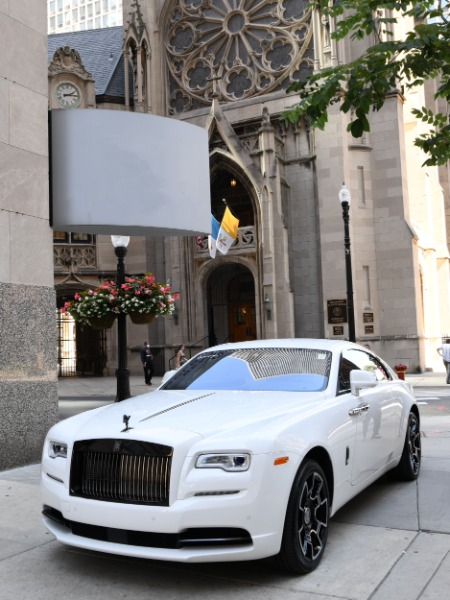 2019 Rolls-Royce Wraith Black Badge