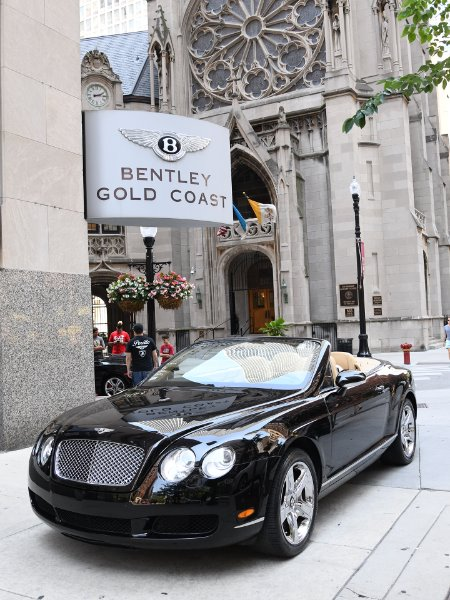 2007 Bentley Continental GTC GT