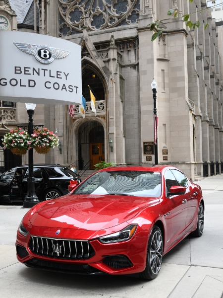 2019 Maserati Ghibli SQ4 GranSport
