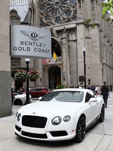 2015 Bentley Continental GT V8 S GT V8 S