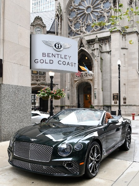 2020 Bentley Continental GTC V8 GTC V8