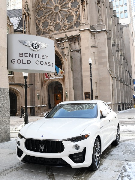2021 Maserati Levante GranSport